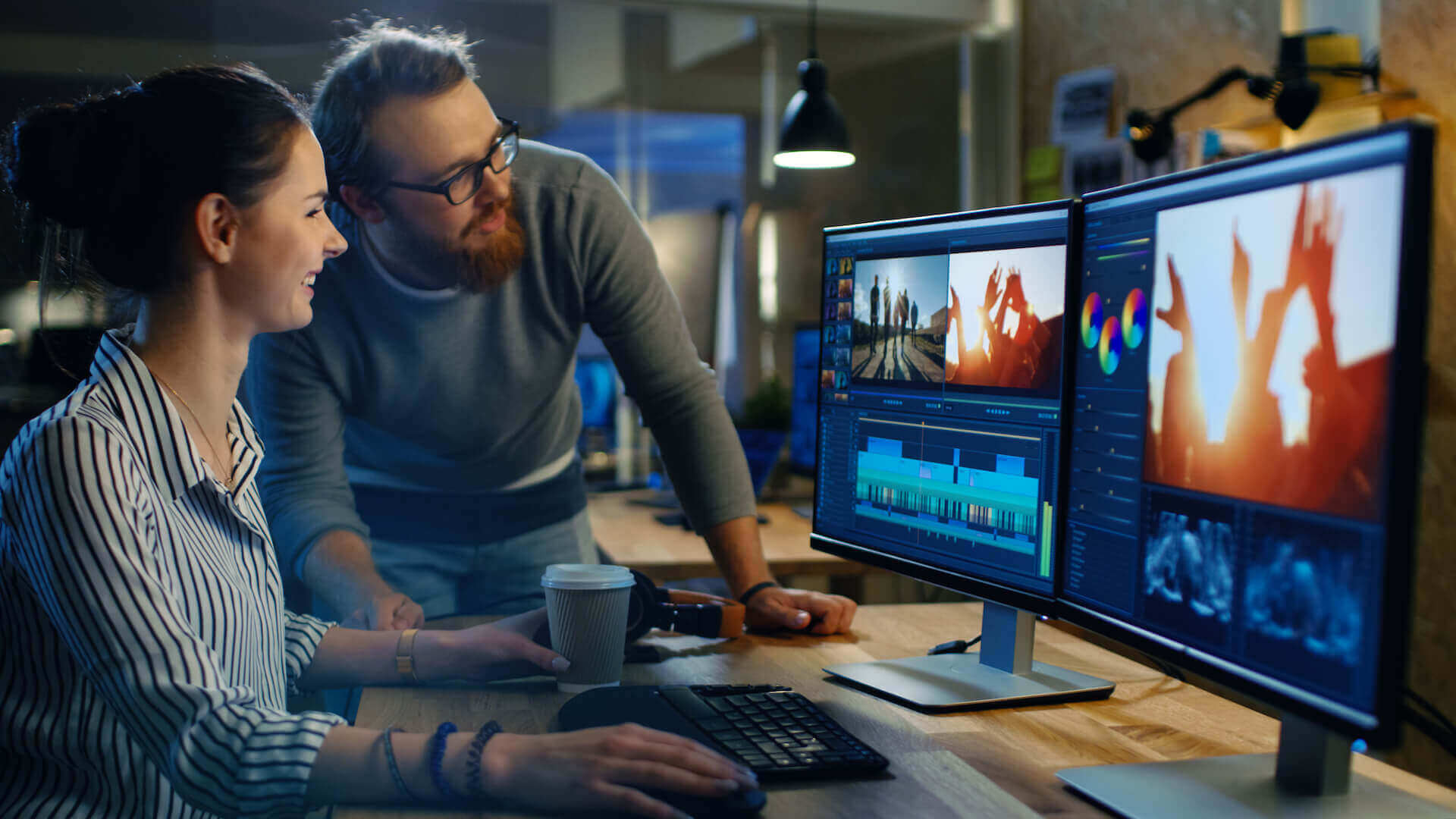 video production editing Vancouver