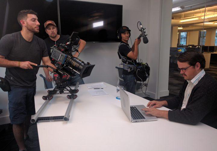 Filmmaker in Vancouver