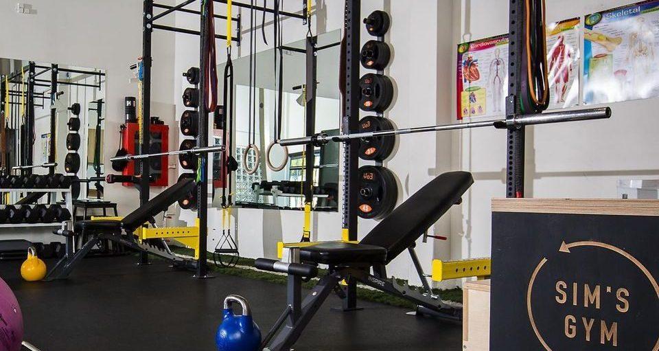Sims Gym